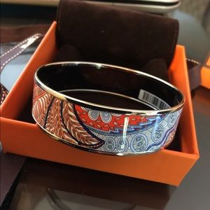 Hermes bracelet bought at Mitchell's in Westport CT